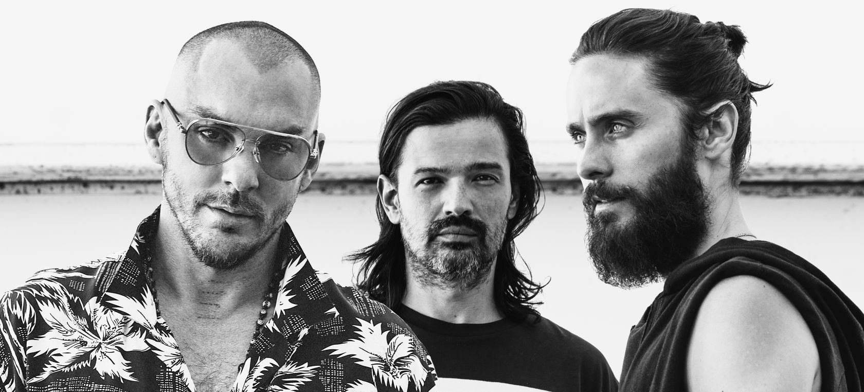 Thirty Seconds To Mars, en directo en España con LOS40