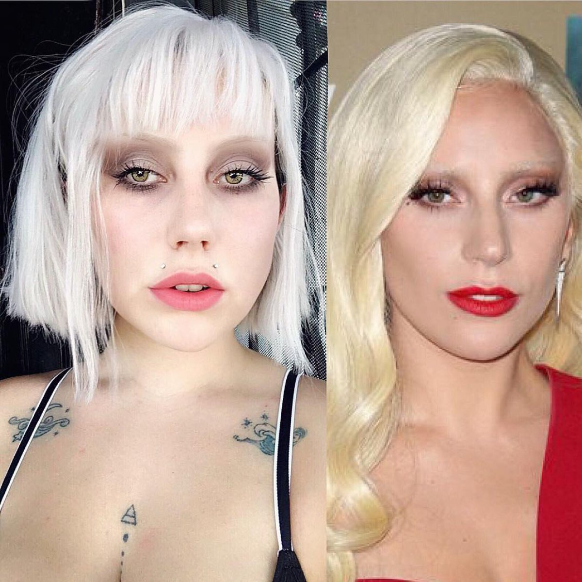 Doble Lady Gaga
