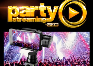 Party Streaming, la nueva Fiesta de WDM