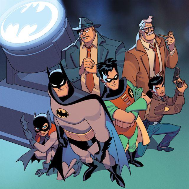 El Nuevo Juego De Mesa De Batman La Serie Animada Actualidad Los40