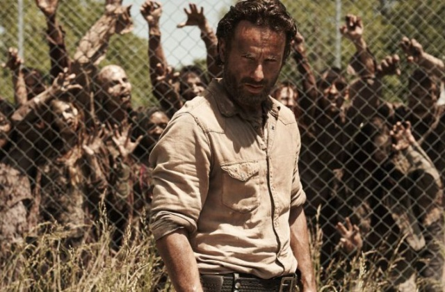 Hasta Rick Grimes se ha cansado de 'The Walking Dead': Andrew Lincoln deja la serie
