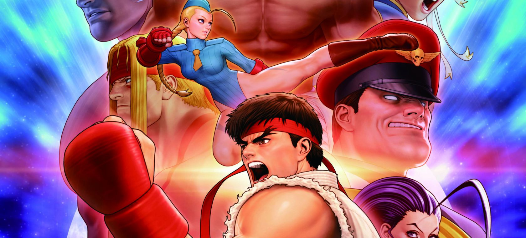 Street Fighter 30 Aniversario