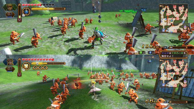 Hyrule Warriors Ahora Tambien En Switch Videojuegos Los40