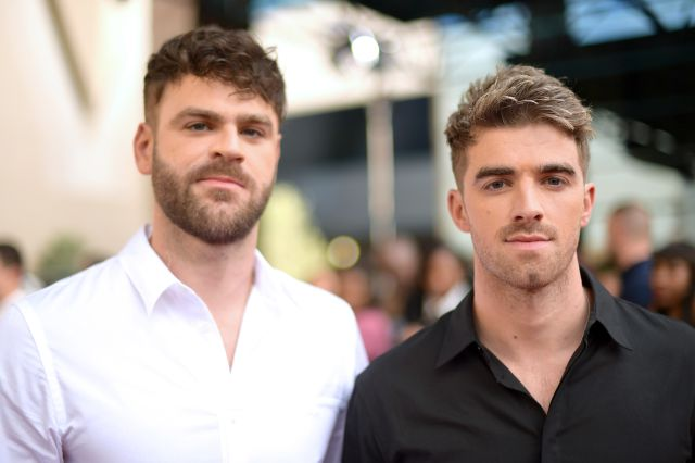 Así es como The Chainsmokers se convierten en Taylor Swift