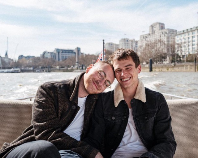 Sam Smith y Brandon Flynn ponen punto final a su relación