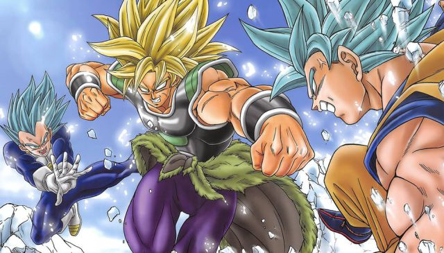 Noticias frescas de Dragon Ball