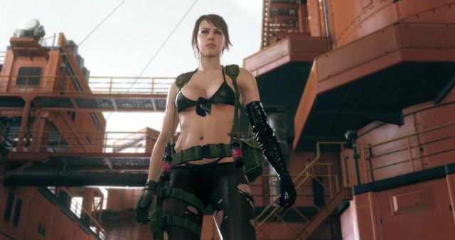 Metal Gear Solid 5 sigue vivo