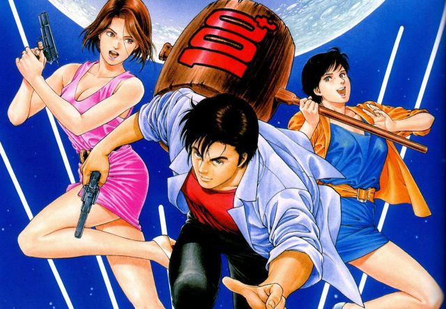 Vuelve 'City Hunter'
