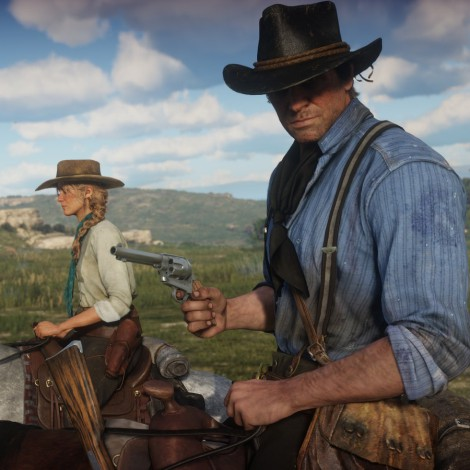 Rockstar muestra gameplay de Red Dead Redemption 2