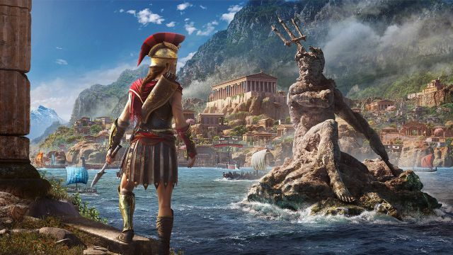 Assassins Creed Odyssey y su portada reversible