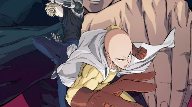 Más One Punch Man en Abril (2019)