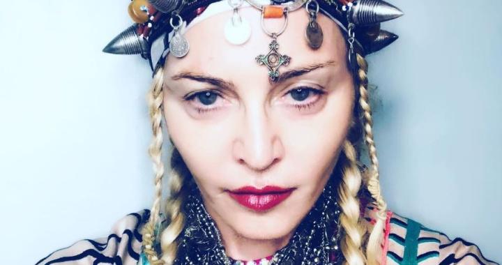 Madonna publica el vídeo oficial de su actuación en la gala MET