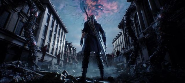 Devil May Cry 5 en movimiento