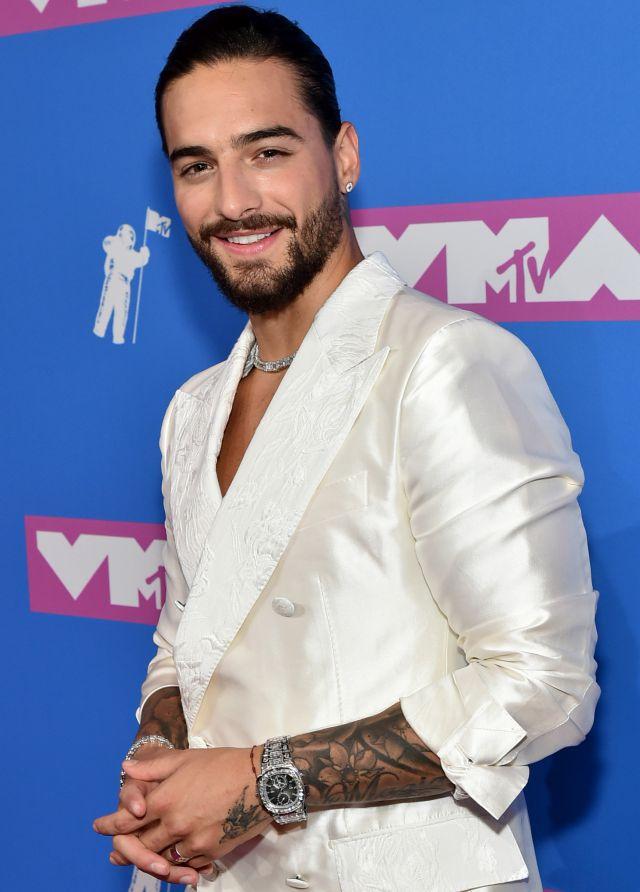 dbded6f5ab48 Maluma presume de ser el primer latino en actuar en los MTV VMA y ...