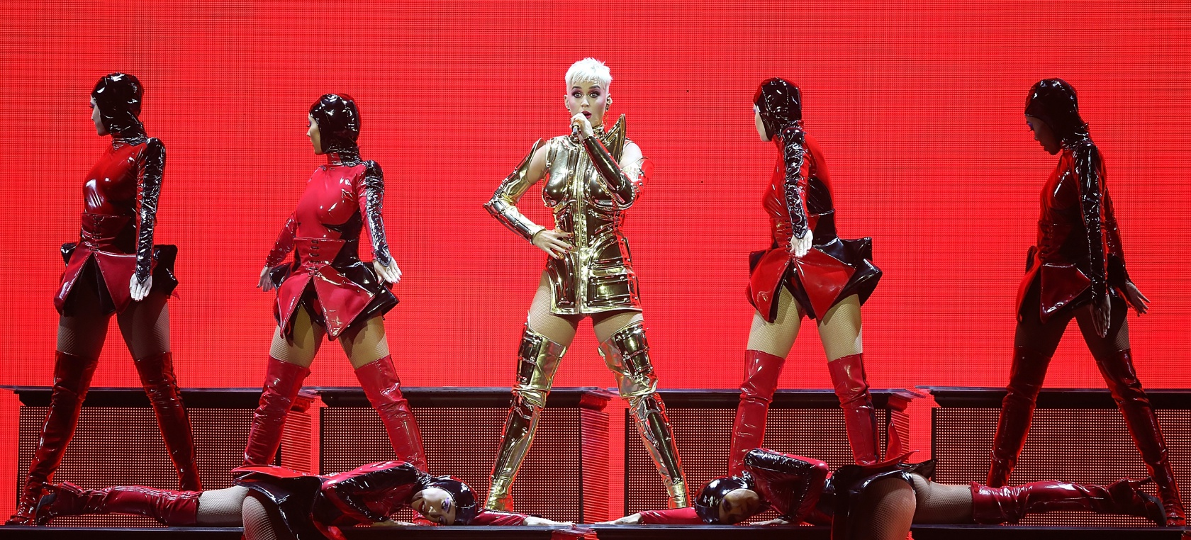 Katy Perry cierra su etapa Witness