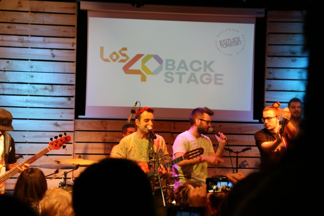 Doctor Prats estrena la temporada de LOS40 Backstage con sold out