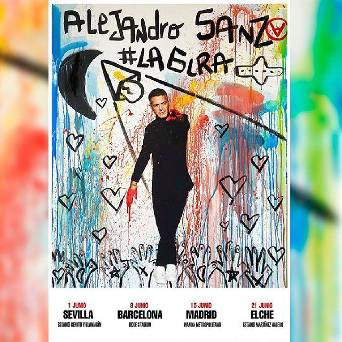 Alejandro Sanz #LaGira
