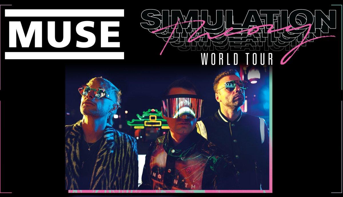 Muse Simulation Theory Tour