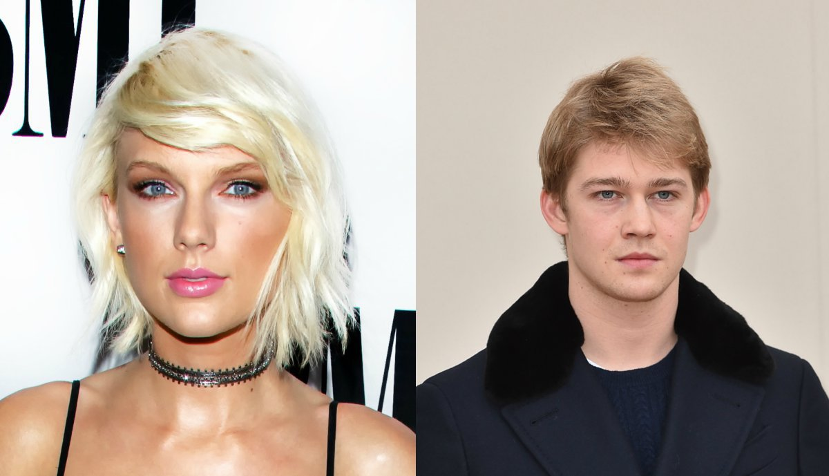 Los discretos: Taylor Swift y Joe Alwyn