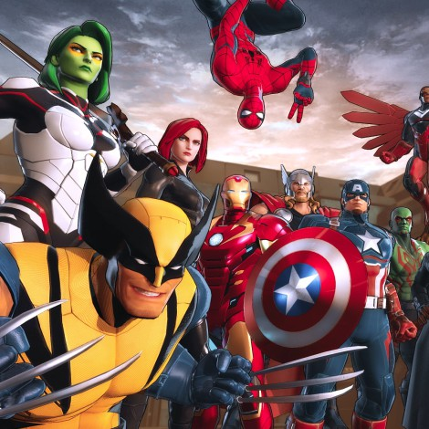 Marvel Ultimate Alliance 3 sólo para Switch