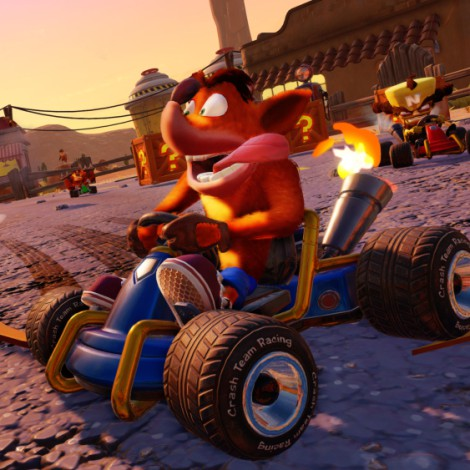 Crash Team Racing vuelve en Junio de 2019