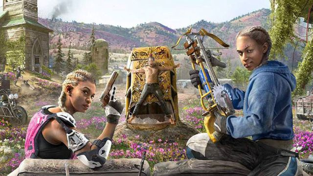 Far Cry New Dawn llegará Febrero