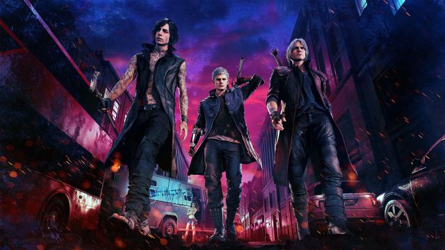 Demo de Devil May Cry 5 y nuevo trailer