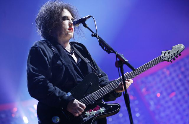 Robert Smith, cantante de The Cure