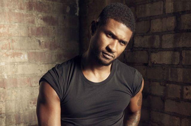 Usher, en son de paz