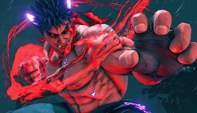 Street Fighter V recibe a Kage, que es Ryu.
