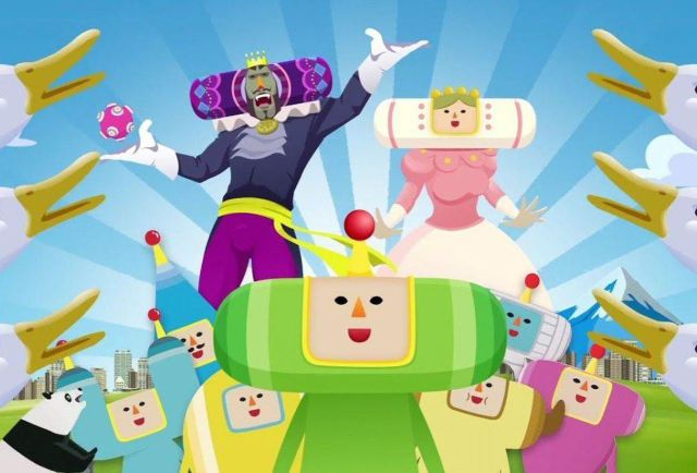 Katamary Damacy vuelve a triunfar en Switch