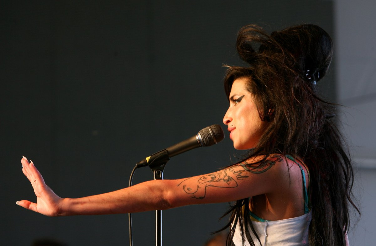Amy Winehouse (2007)