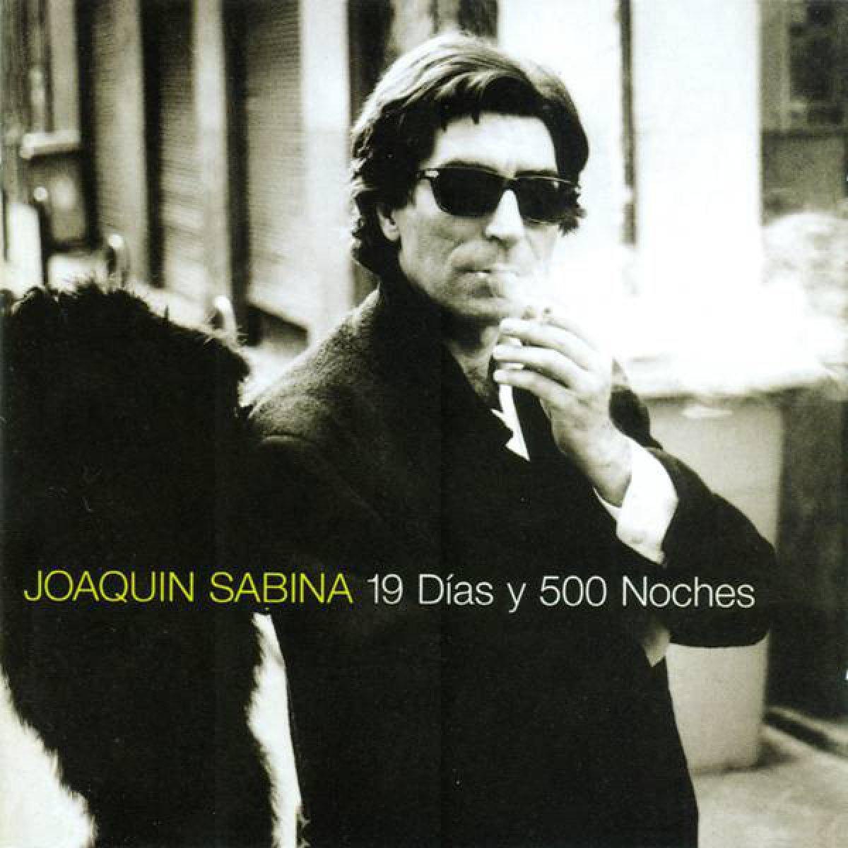 19 días y 500 noches – Joaquín Sabina