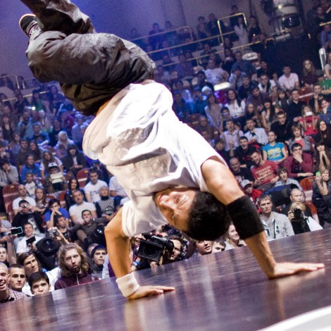 ¿En qué se diferencian hip hop y break dance?