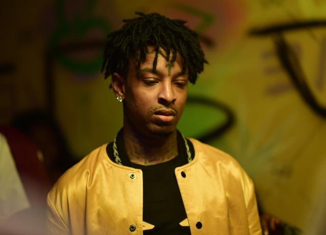 Artistas reaccionan al arresto de 21 Savage