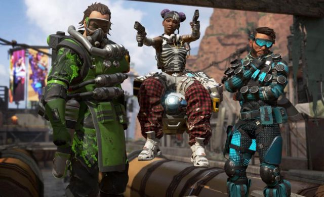 Apex Legends, de Respawn, ya está disponible