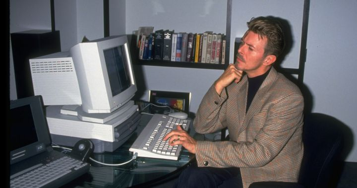 Así predijo David Bowie el poder de Internet hace 20 años