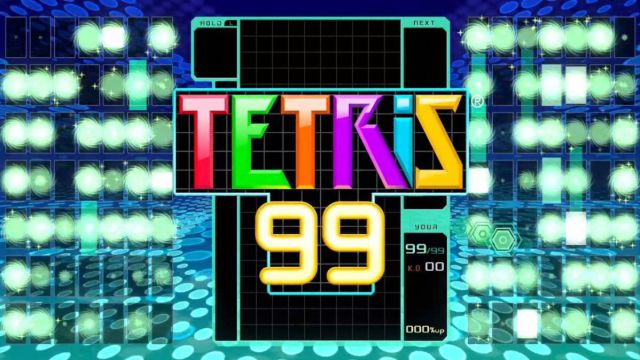 Tetris 99, ¡el Battle Royale de Nintendo!