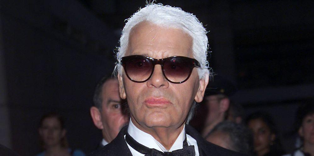 Las Diez Frases Más Impertinentes Del Genial Karl Lagerfeld