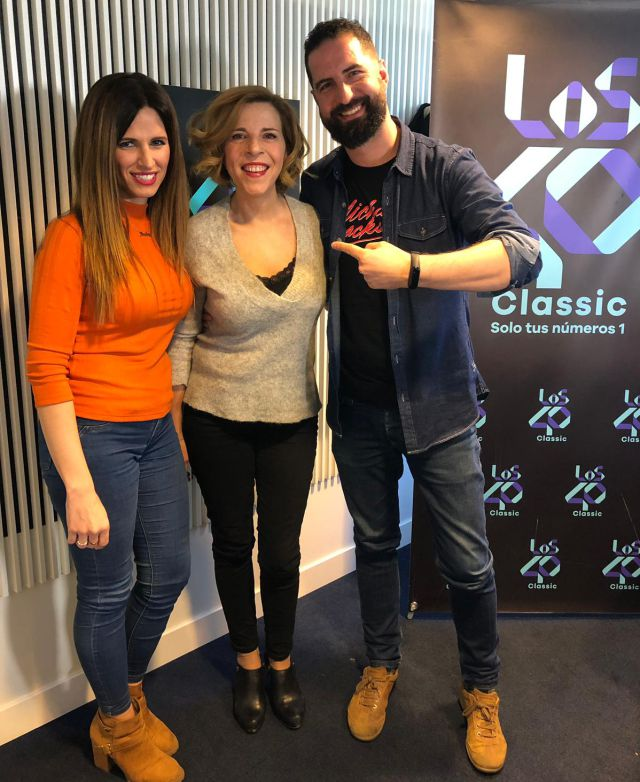 Sole Giménez pone la nota de blues en Morning Box