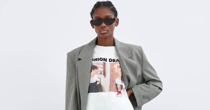 Zara tiene la camiseta de 'Sensación de vivir' si estás en
