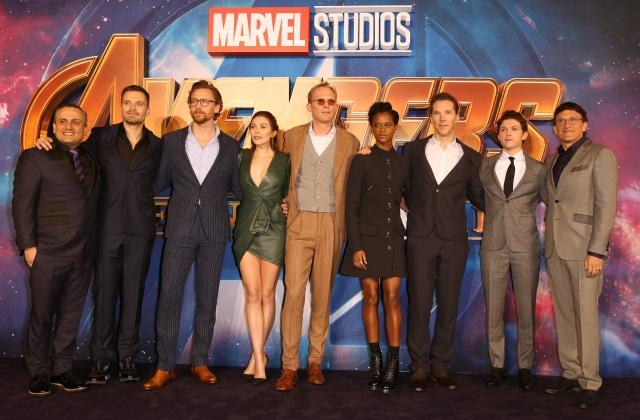 Resultado de imagen para Filtran el futuro de los Avengers y otras películas de Marvel