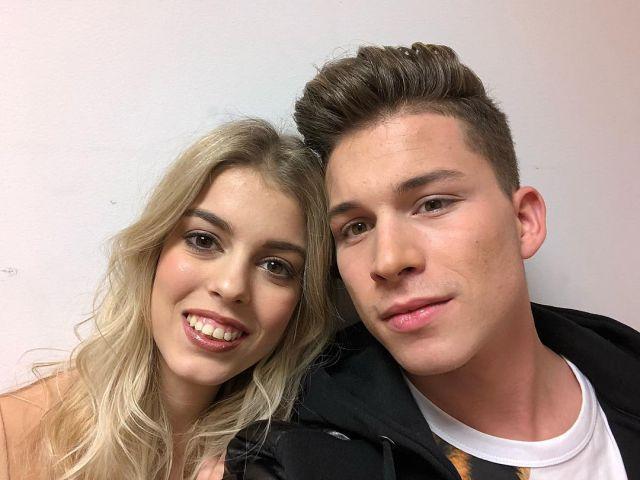 Raoul y Nerea lanzan single juntos: 'Por Ti'