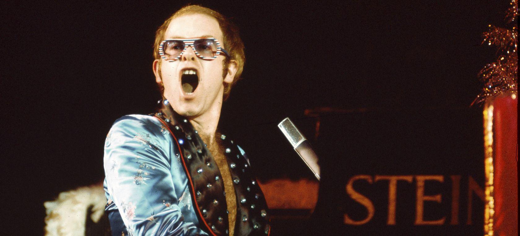 Elton John, toda una carrera distinguiendo la cultura pop