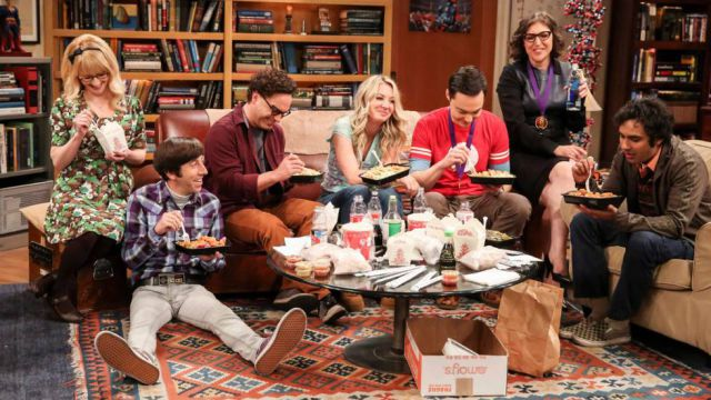 Las 2 emotivas escenas finales de 'The Big Bang Theory'
