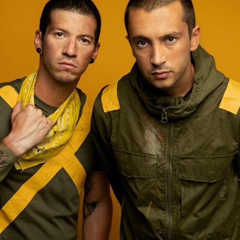 Twenty One Pilots confunden a Albert Rivera con Tom Cruise