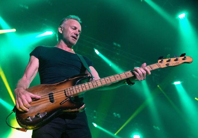 """Sting lanza 'My Songs': """"Es mi vida en canciones"""""""