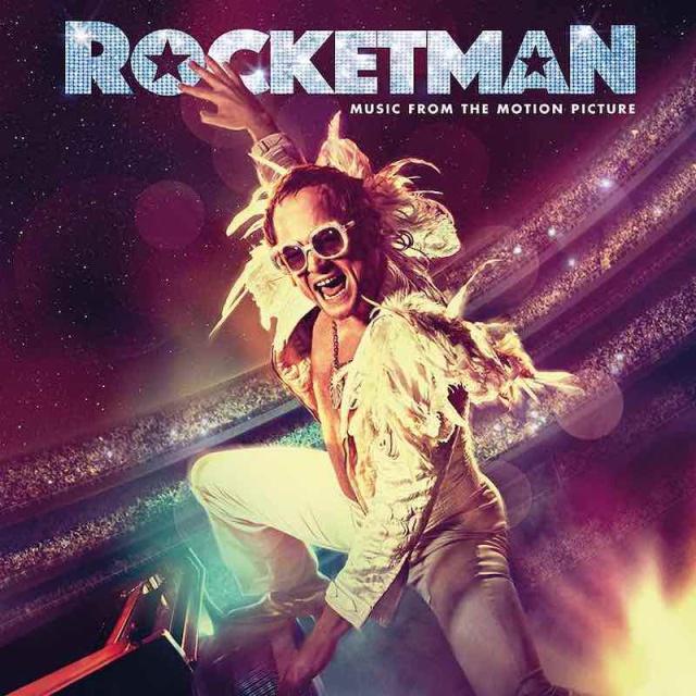 La banda sonora de 'Rocketman', ya a la venta, promete una reinvención de los éxitos de Elton John