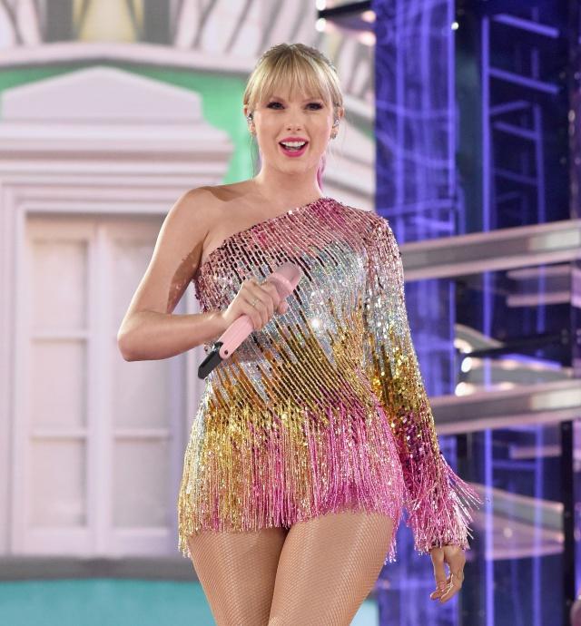 Los fans descubren el título del próximo disco de Taylor Swift
