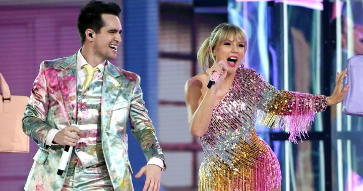 Taylor Swift explica por qué eligió a Brendon Urie para 'ME!'